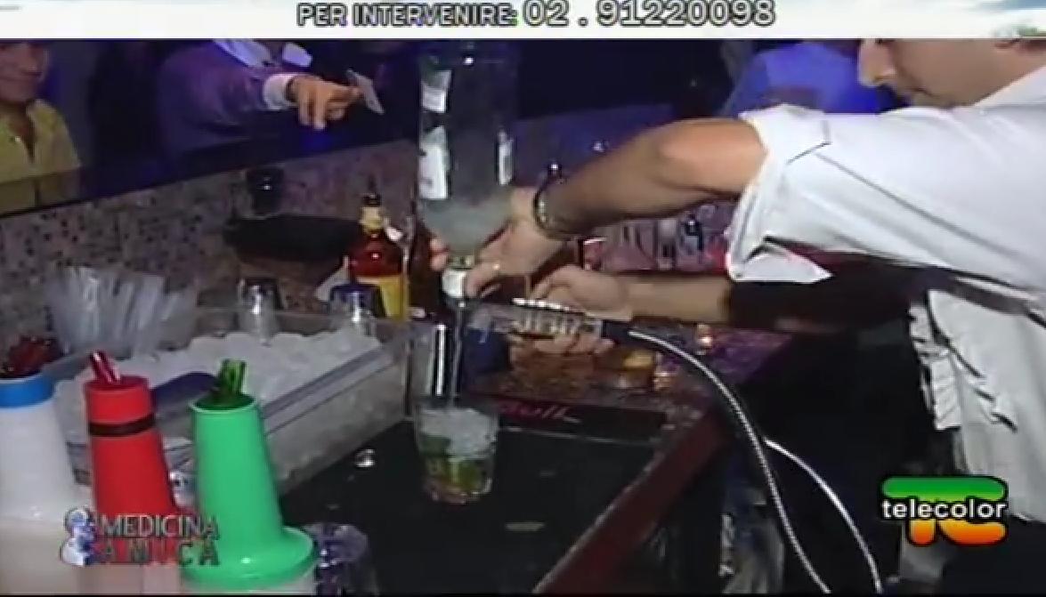 Smettere di bere così grande