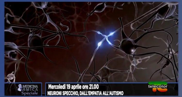 Neuroni specchio dall empatia all autismo con prof rizzolatti telecolor - Neuroni specchio e autismo ...