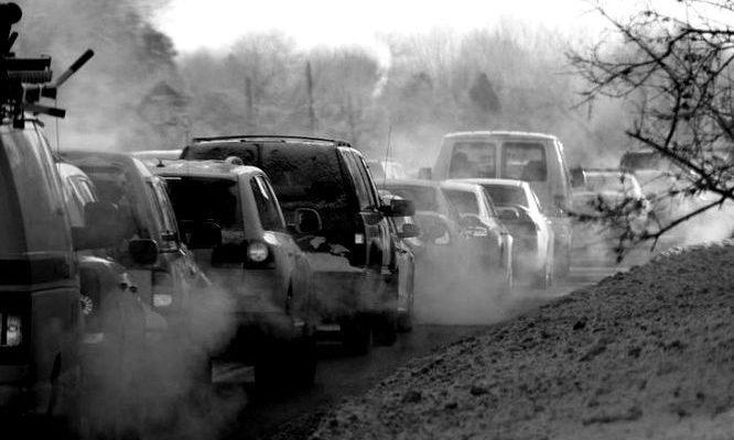 Risultati immagini per inquinamento diesel