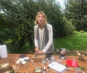 Make up naturale con Irene Spagna