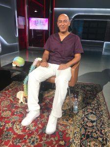 L'osteopata Fabio Rizzo