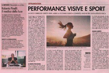 Performance visive