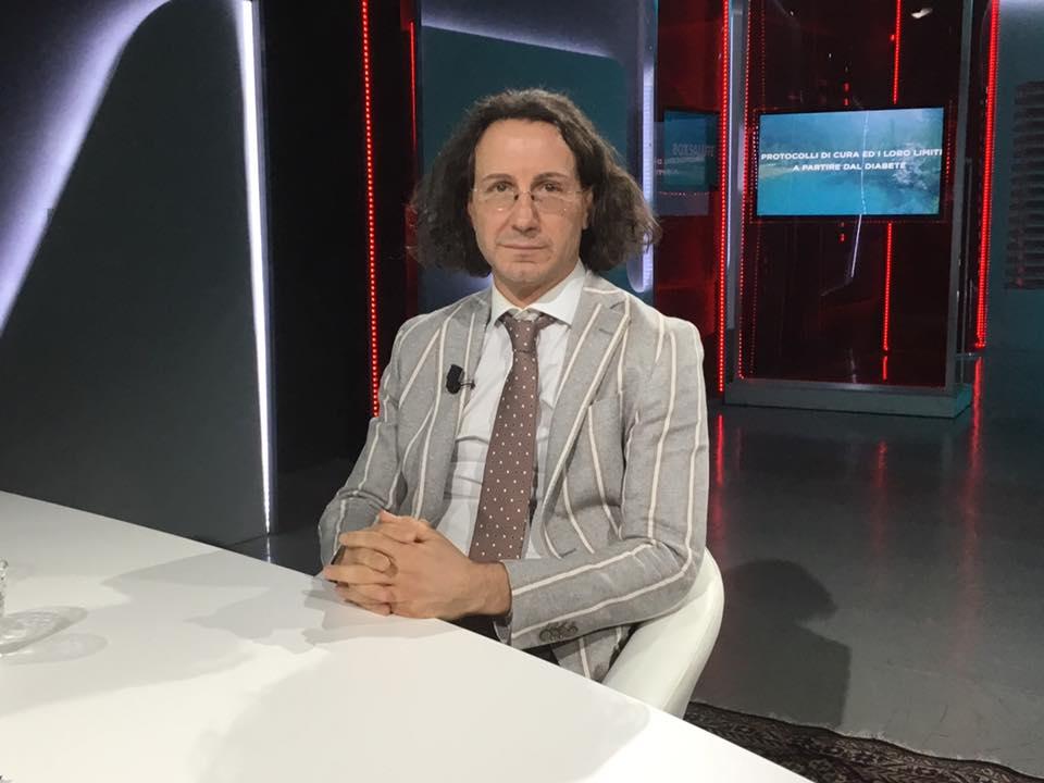 Box Salute Diabete Con Adriano Panzironi Telecolor