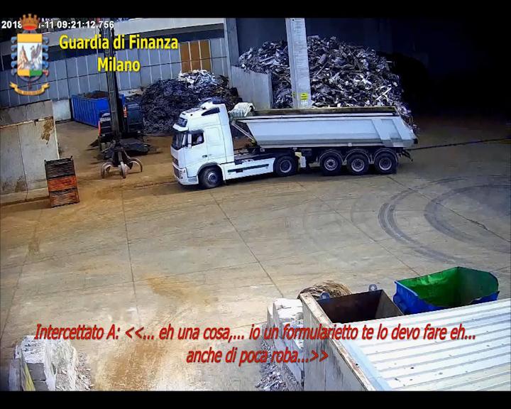 Maxi traffico illecito di rifiuti in Lombardia, 14 arresti